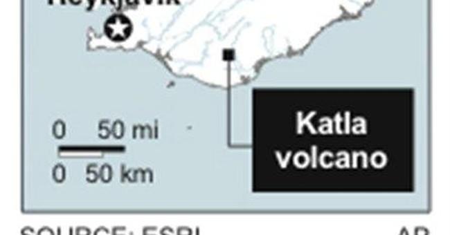Iceland's Katla volcano is getting restless