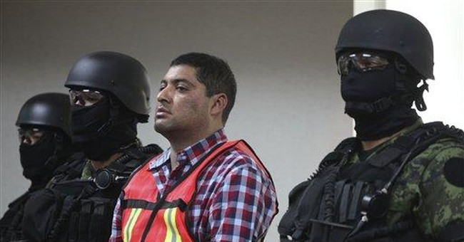 Mexican army captures major alleged cartel figure