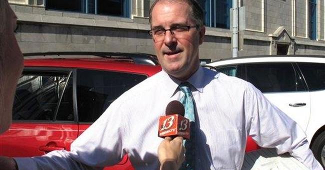 Panel: Suspend ex-AG Kline's law license in Kansas