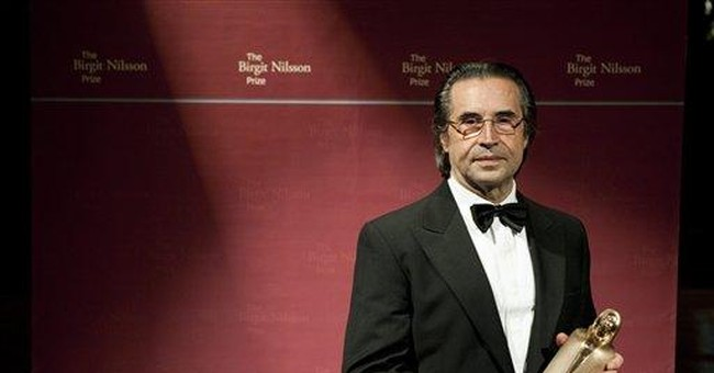 Maestro Muti accepts $1M music prize in Sweden
