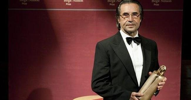 Maestro Muti accepts $1M music prize in Sweden