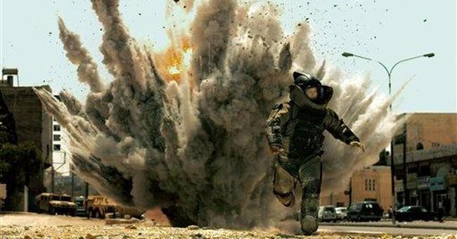 Judge tosses Iraq vet's lawsuit over 'Hurt Locker'