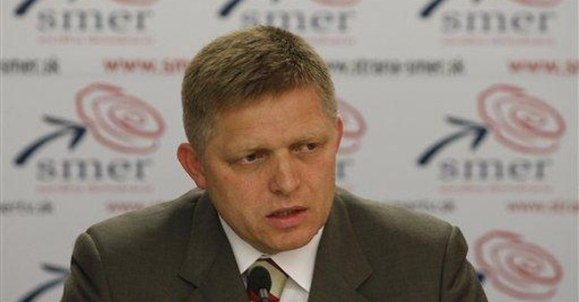 Slovakia approves expanded eurozone bailout fund