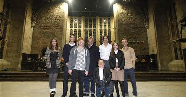 Harry Potter studio to open for public tour