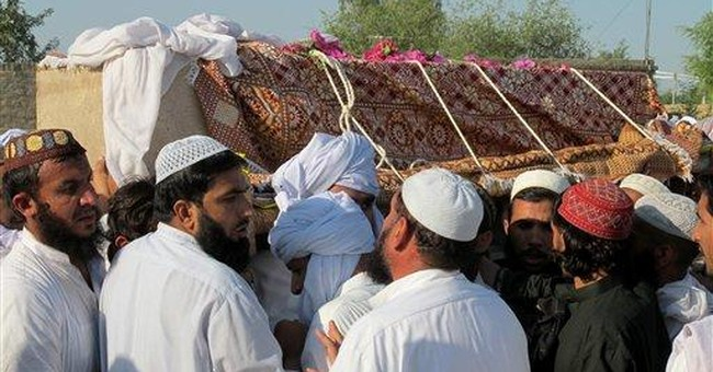 US missile kills 4 in NW Pakistan