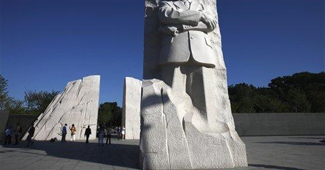 First family visits new MLK memorial
