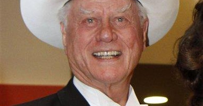 Larry Hagman of 'Dallas' diagnosed with cancer