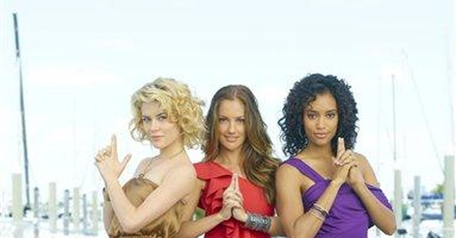 Low-rated 'Charlie's Angels' grounded by ABC