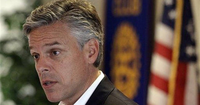 Huntsman boycotts Nevada debate in protest of date