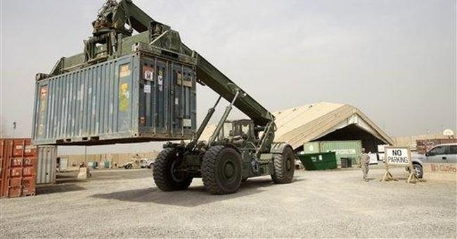 APNewsBreak: US drops keeping troops in Iraq