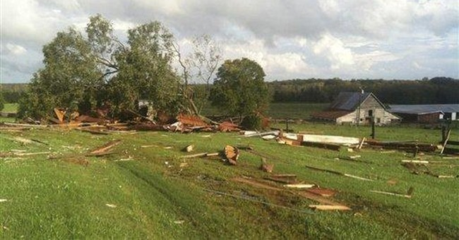 After 3 disasters, no federal help for Va. town