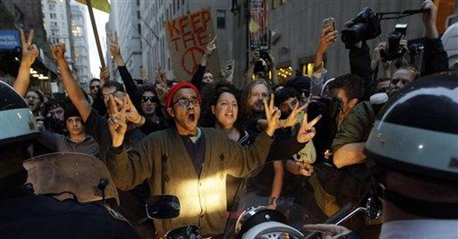 Can 'Occupy' protests last without leaders?