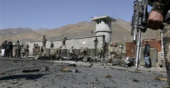 Militants assault US base in eastern Afghanistan