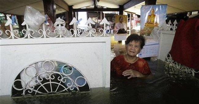 Flood barriers will determine Thai capital's fate