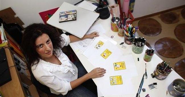 Greek cartoonists draw the crisis