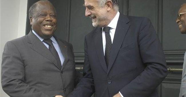 Int'l court probes Ivory Coast post-poll violence