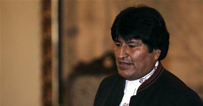 Bolivians rebuke Morales in judicial ballot