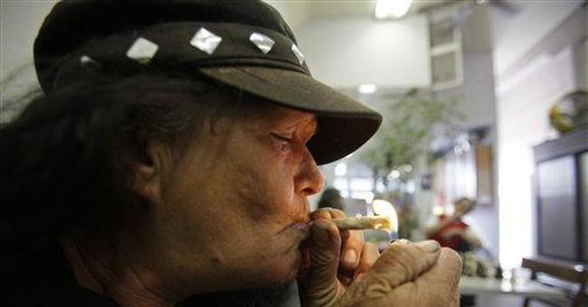 California doctors' group backs legalizing pot