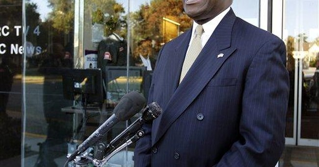 Cain says his rise in polls is for real