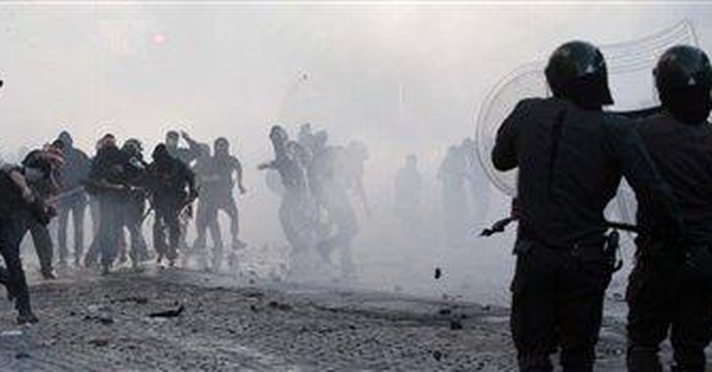 Rome rioting said to cost euro1 million or more