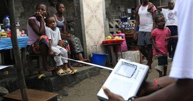 Liberia presidential challenger predicts runoff