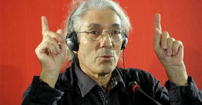 Algerian writer Sansal wins Frankfurt peace prize