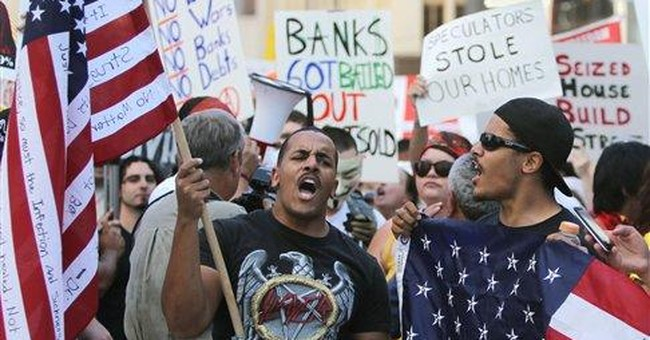 Arrests made after Ariz anti-Wall Street protests