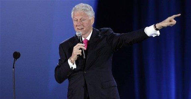 Bill Clinton, celebrities star in new Web video