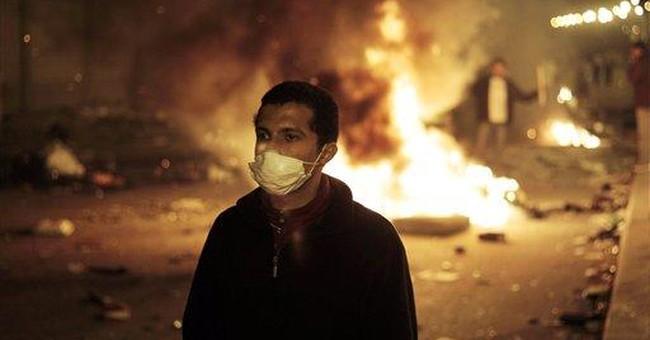 Analysis: Obama tough _ not too tough _ with Egypt
