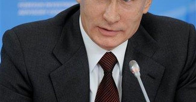 Putin calls himself hardest-working Russian leader