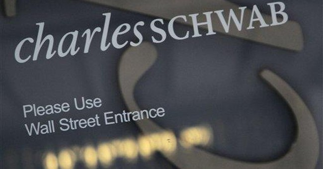 Schwab 3Q net income up 77 percent