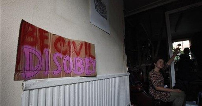 UK government considers ban on squatters