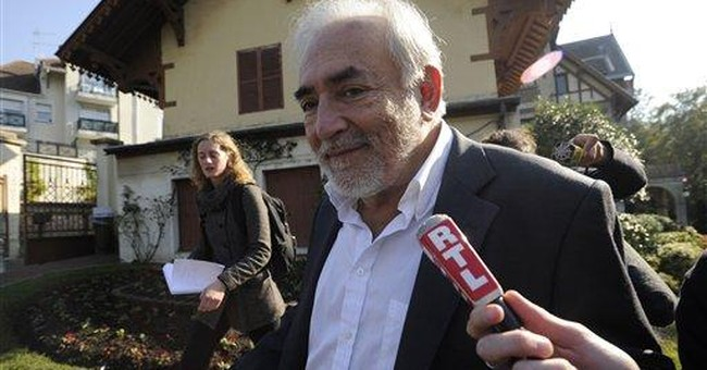 Strauss-Kahn wants to be questioned in new probe