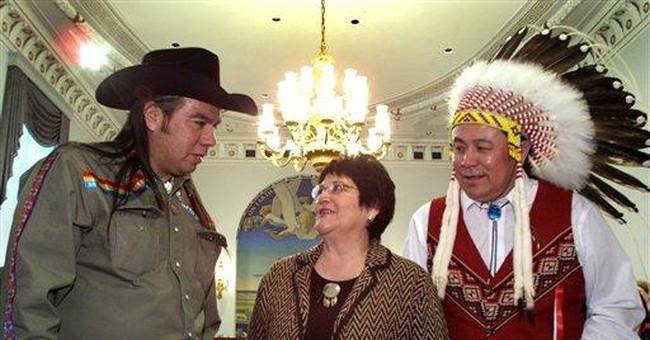 Native American leader Elouise Cobell dies at 65