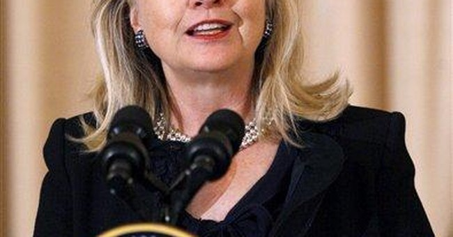 Sec'y Clinton relishing life out of public glare