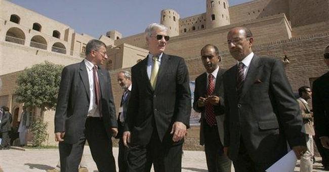 Restored citadel is symbol of hope in Afghanistan
