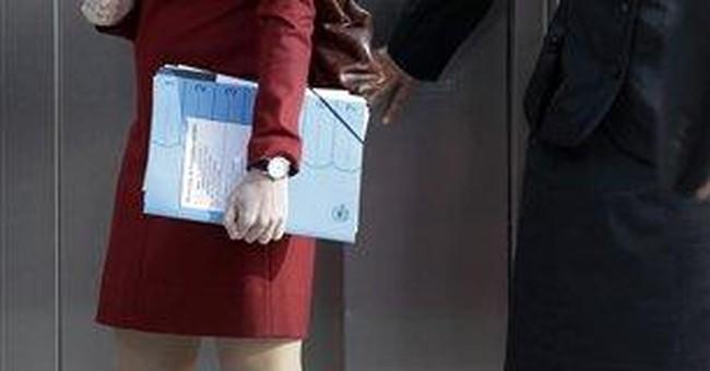 Top German firms pledge to promote women execs