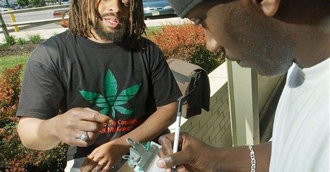 Despite Calif. address, 'Weedman' is on NJ ballot
