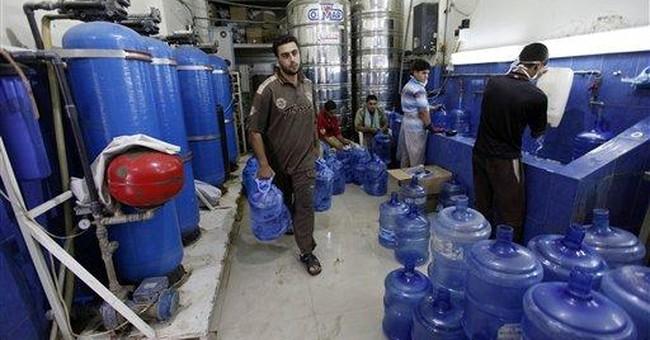 Red tape, corruption stifle Iraq's economy