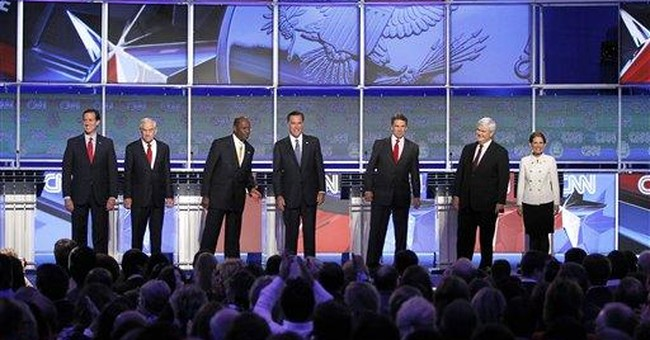 GOP candidates oppose Yucca Mountain project