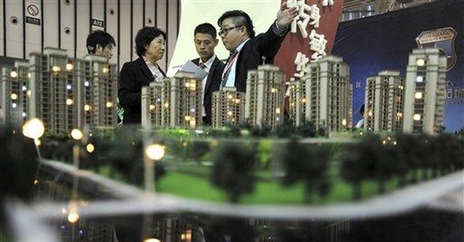 China's economic growth slows amid cooling efforts