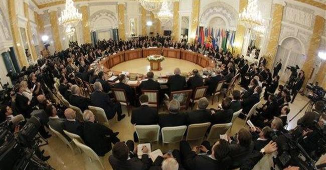Ex-Soviet nations sign free-trade deal