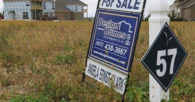 US homebuilders less pessimistic in October