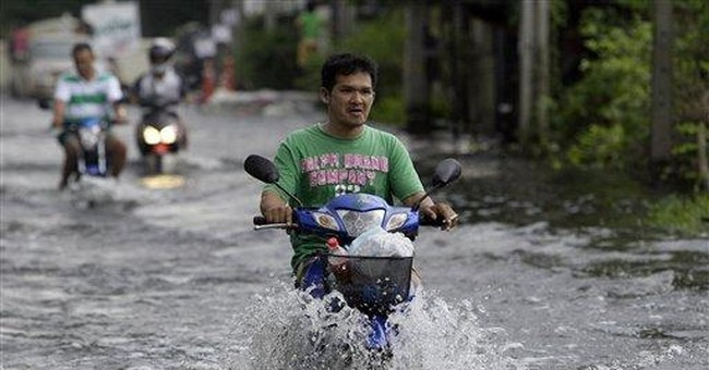 Bangkok may face new eastern flood front