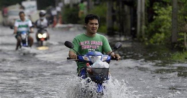 Bangkok may face new eastern flood front