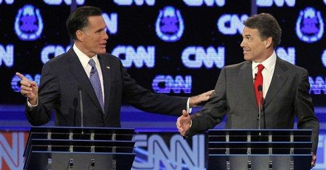Romney says religion shouldn't be a factor