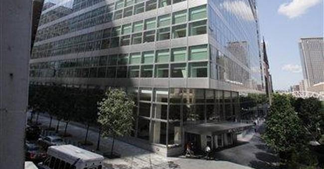 Goldman Sachs loses $428 million in third quarter