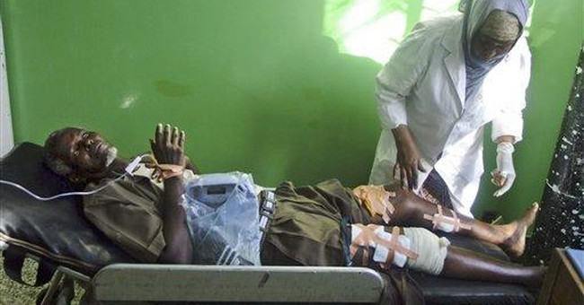 Suicide car bomb rattles Somali capital, kills 4