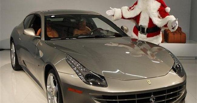 Neiman Marcus unveils extravagant holiday catalog