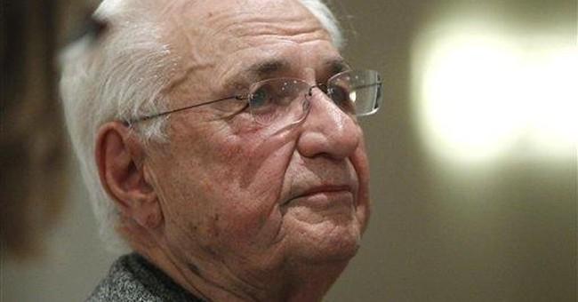 Gehry answers critics on Eisenhower Memorial idea
